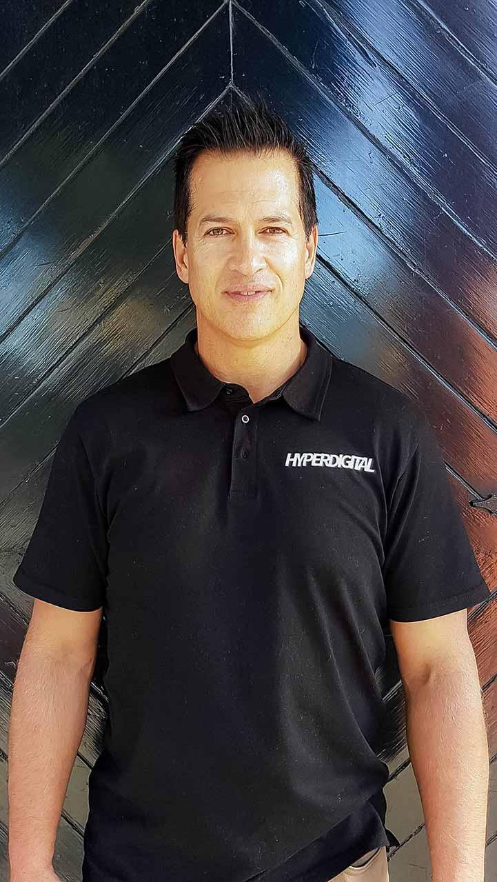 Ryan Ewart - Director of Hyper Digital